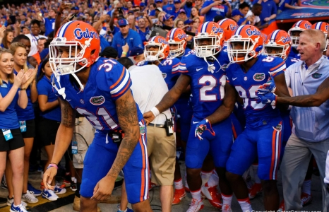Florida Gators defeats ECU 31-24