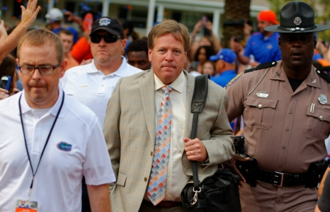McElwain's plan for the Florida Gators quarterback