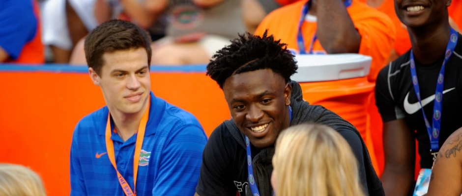 Big names are on the Florida Gators recruiting list for Saturday