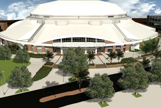 Renderings of the O'Dome for the Florida Gators basketball team -1280x816