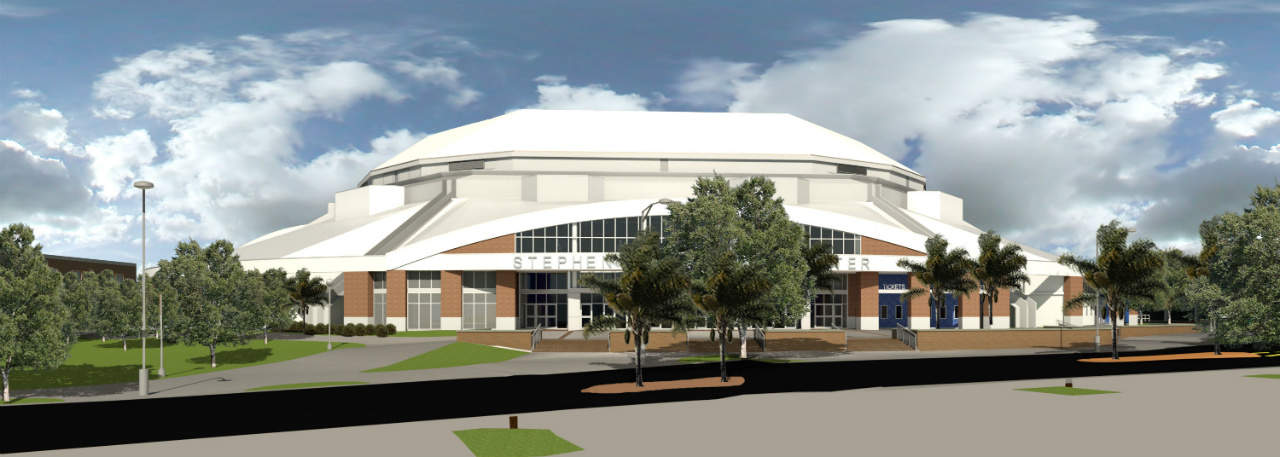 O Connell Center Renovations : Florida signs contract to renovate the o connell center