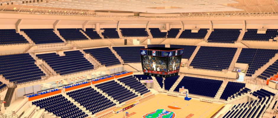 Florida signs contract to renovate the O'Connell Center
