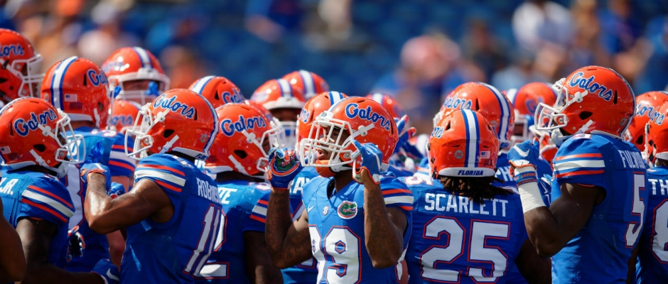 Florida Gators return to AP Top-25 for first time since 2013