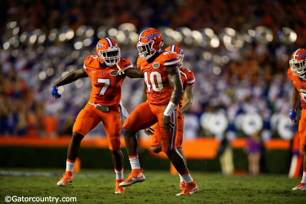 University of Florida Gators Florida Football Eastern Carolina-9-12-2015-8-18-55 PM