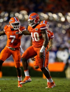 Let's Talk about the defense for the Florida Gators vs. Kentucky