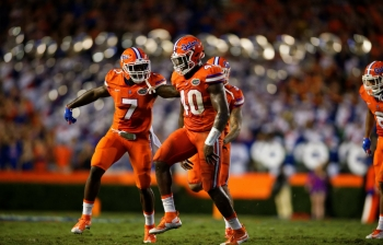 Old habits die hard for the Florida Gators