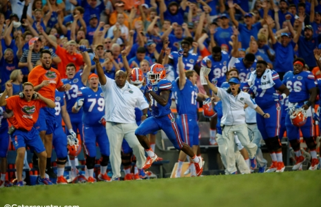 Creating a Shared History with the Florida Gators