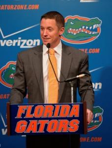 Florida Gators basketball comparing White to Donovan