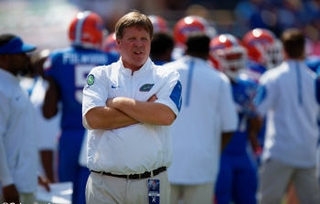 Jacob Mathis feels the Florida Gators recruiting efforts going up