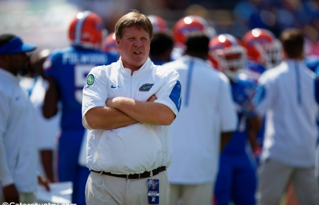 Florida Gators hit by the flu bug this week