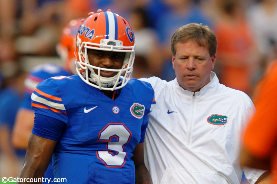 University-of-Florida-head-coach-Jim-McElwain-with-starting-quarteback-Treon-Harris-before-the-2015-season-opener-Florida-Gators-Football-1280x852.jpg