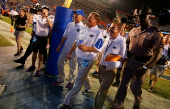Jim McElwain's first big game could lead to more