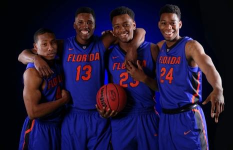 Florida Gators Basketball Introduces Their