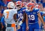 Florida Gators vs. Tennessee Volunteers photo gallery