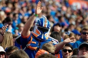 Florida Gators Football Fans Brought Excitment Back To The Swamp