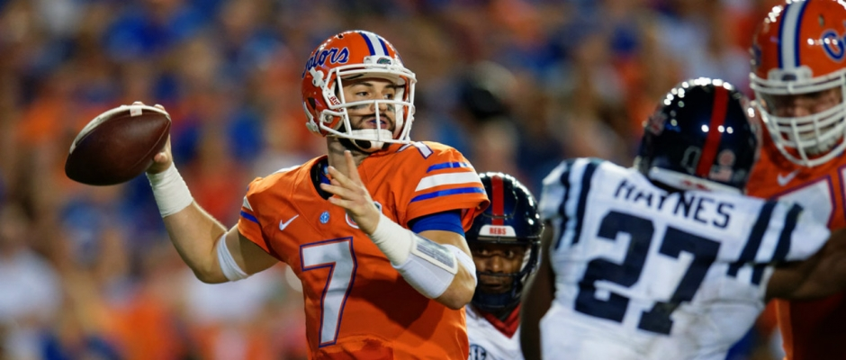Gosh Almighty, Florida Gators offense grows up