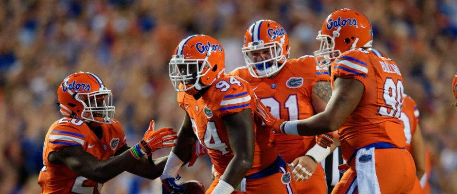 Florida Gators: Best Defense in the Nation shows up, shows out