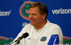 Florida Gators head coach Jim McElwain after beating Georgia- 1280x854- Florida Gators recruiting