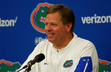 Jim McElwain is named 2015 SEC Coach of the Year
