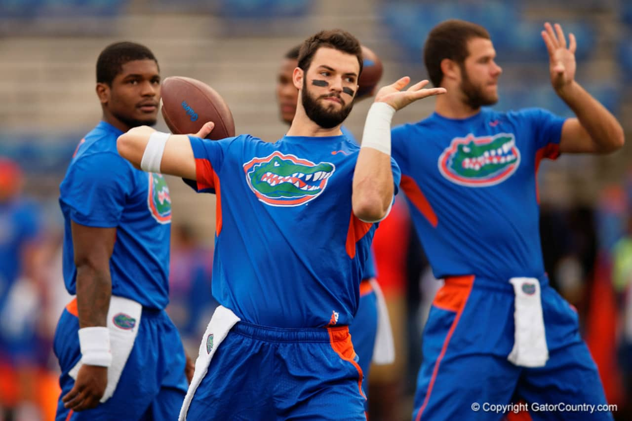 Florida Gators goals, expectations stay the same