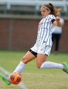 Florida Gators soccer advances to the SEC finals