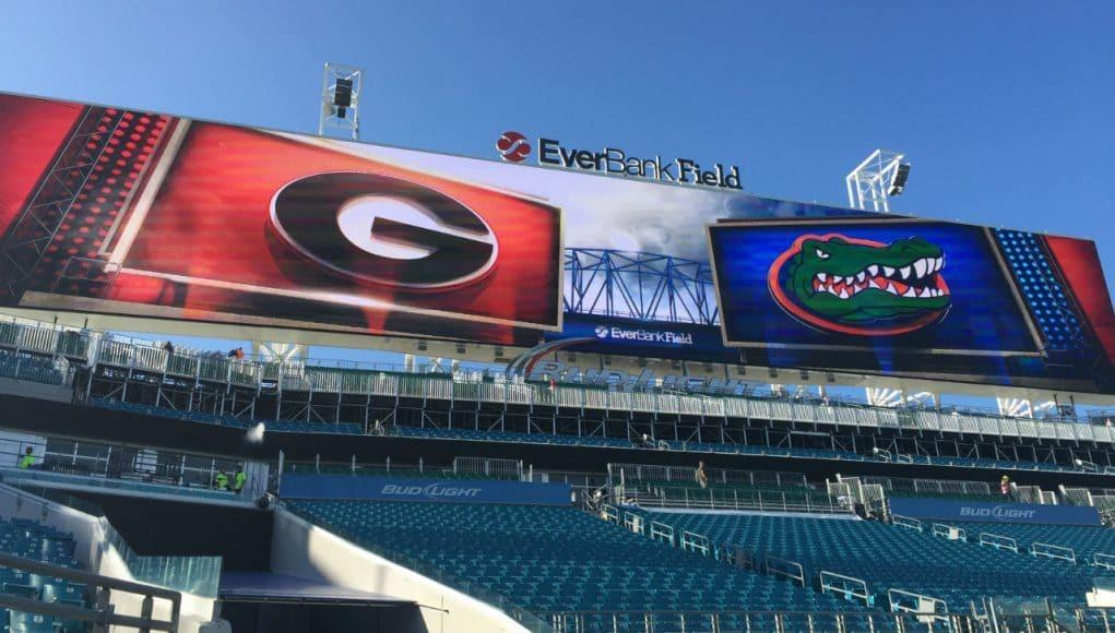 Florida Gators vs. Georgia in Jacksonville 2015- 1280x960