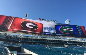 Florida Gators defeat Georgia  27-3 on Saturday