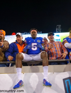 A Jacksonville homecoming for several Florida Gators