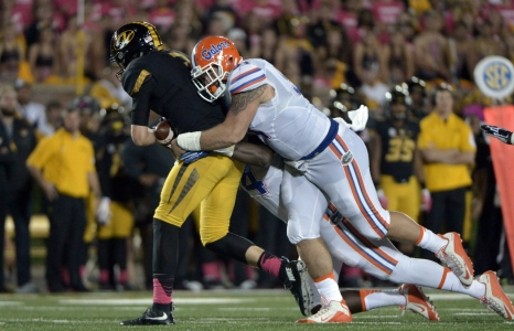 The Florida Gators defeat Missouri 21-3 on Saturday night