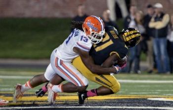 Five lists of Five: Florida Gators vs Missouri Tigers