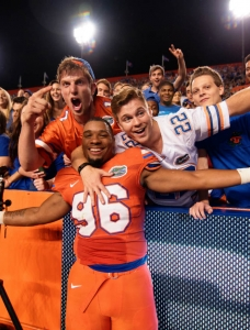Let's Talk about defense for the Florida Gators vs. LSU