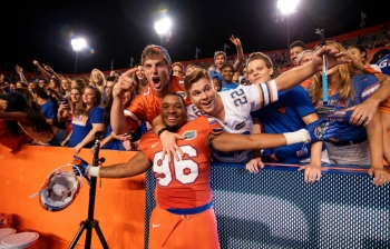 Photo Gallery: Florida Gators 38-10 win over Ole Miss