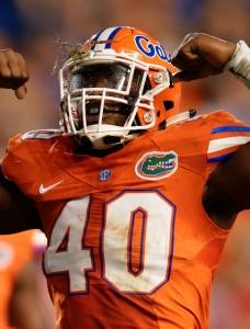 Eight Florida Gators on preseason coaches team