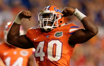 Eight Florida Gators on preseason coaches team