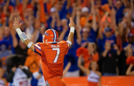 Changing Times for the Florida Gators football program