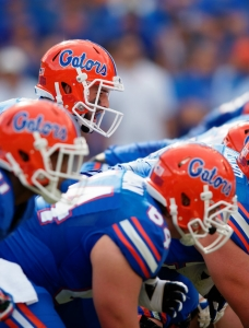 Florida Gators provided a chance to flip the script on Ole Miss