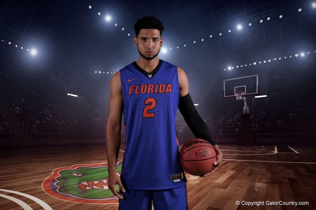 Florida Gators Basketball-Brandone Francis-Ramirez