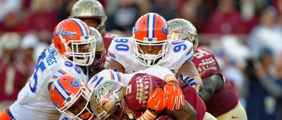 Florida Gators eager for Florida State rivalry