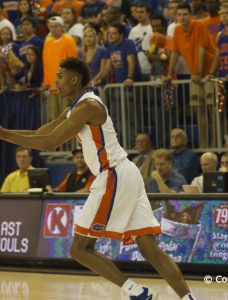 Florida Gators Win One, Lose Second in Hall of Fame Tip-Off Tournament
