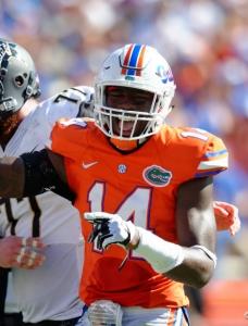 Florida Gators down three defensive linemen vs FAU