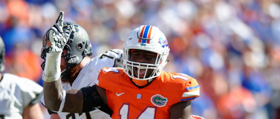 Injuries showing up big for the Florida Gators