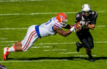 Stifling defense picked up by Florida Gators offense