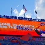 Florida Gators football team celebrates going to Atlanta- 1280x711
