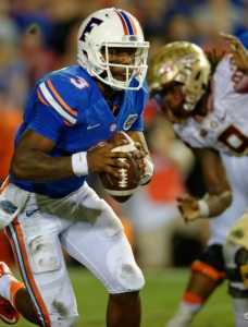 Underachieving under center is a problem for the Florida Gators