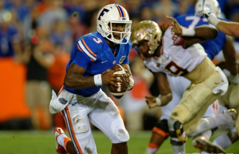 Florida Gators struggle on offense behind Treon Harris