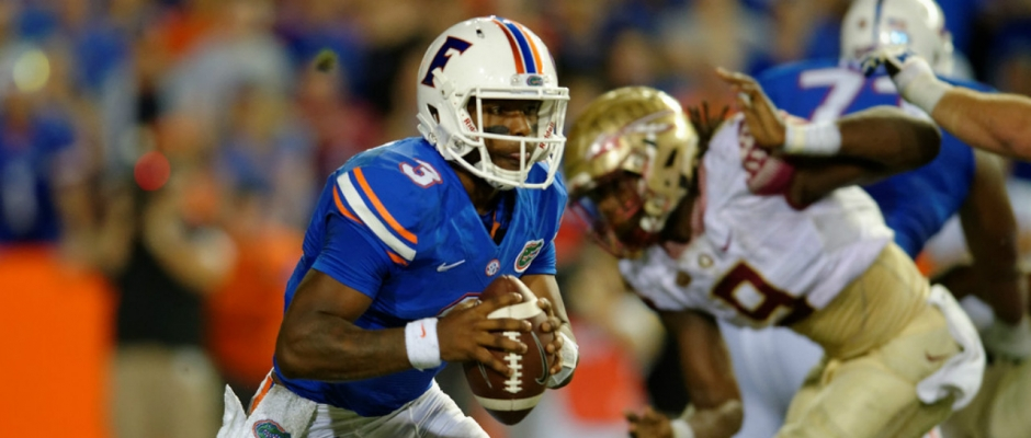 Florida Gators struggle on offense behind Treon Harris