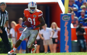 Callaway and Harris in class, future still unresolved with Florida Gators