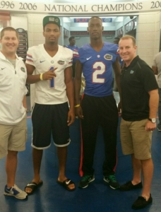 Nelson makes commitment number 23 for the Florida Gators