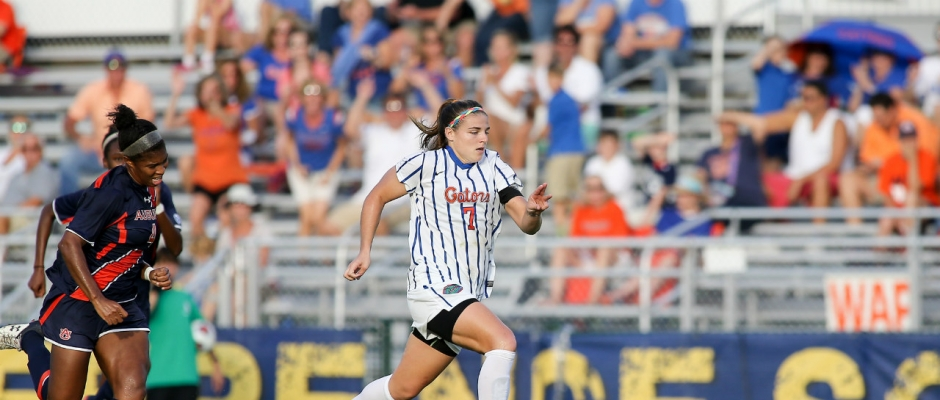 Florida Gators soccer wins SEC tournament championships