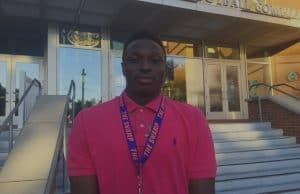 Florida Gators Football Recruit Kelvin Lucky